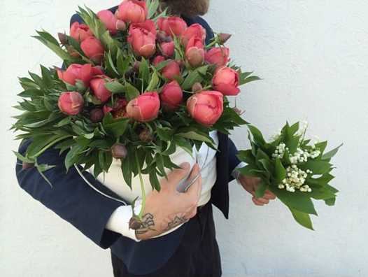 LLP blog | Instagram Love | Hilary Horvath Flowers