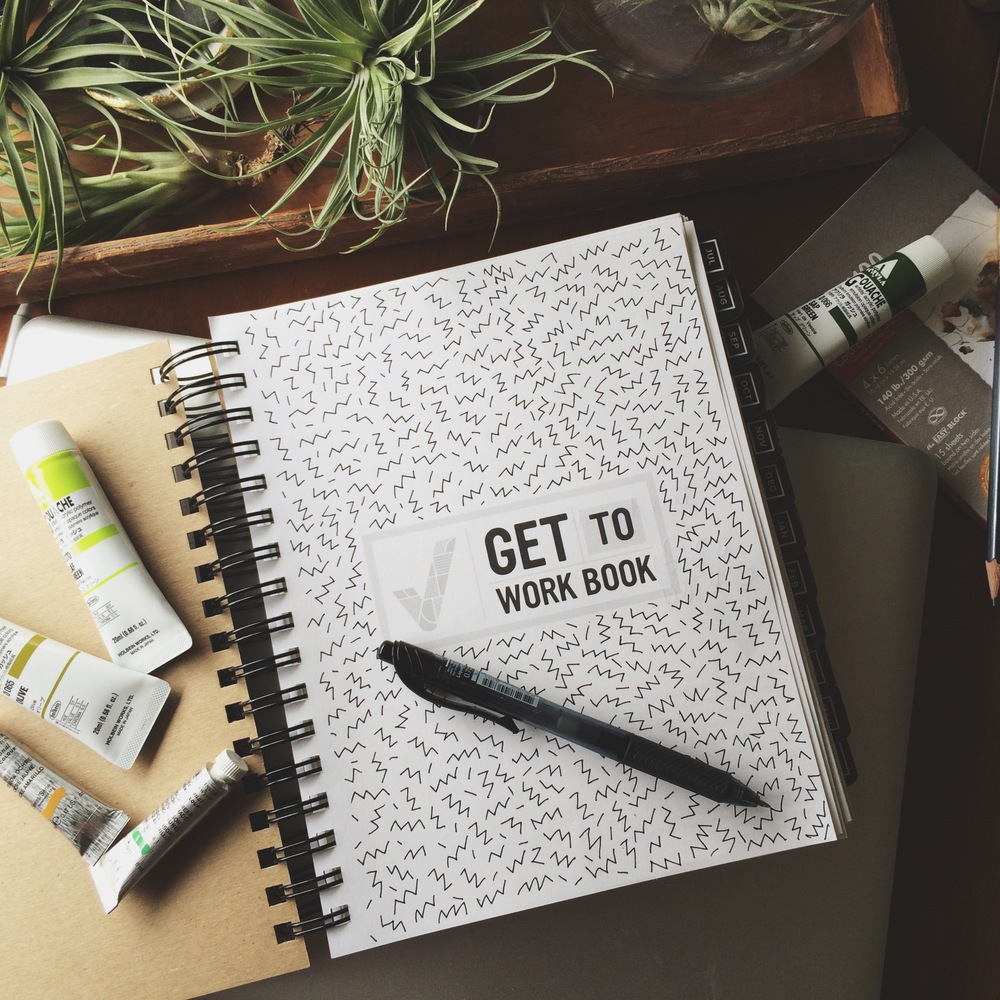 LLP blog | get to work book