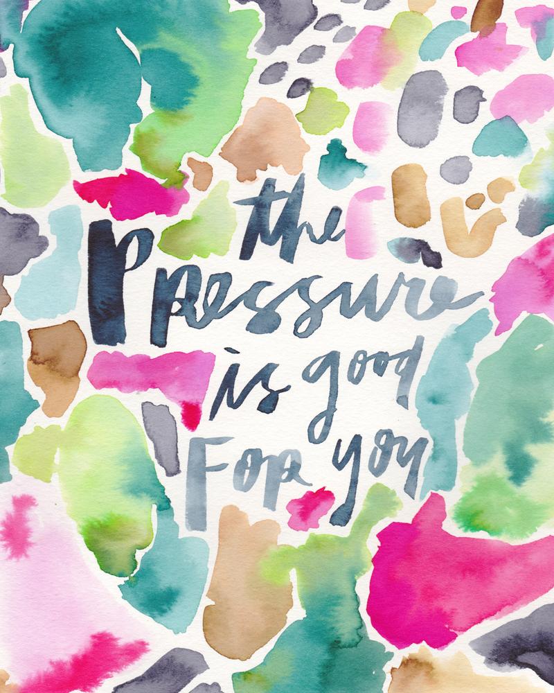 LLP Blog | Pressure