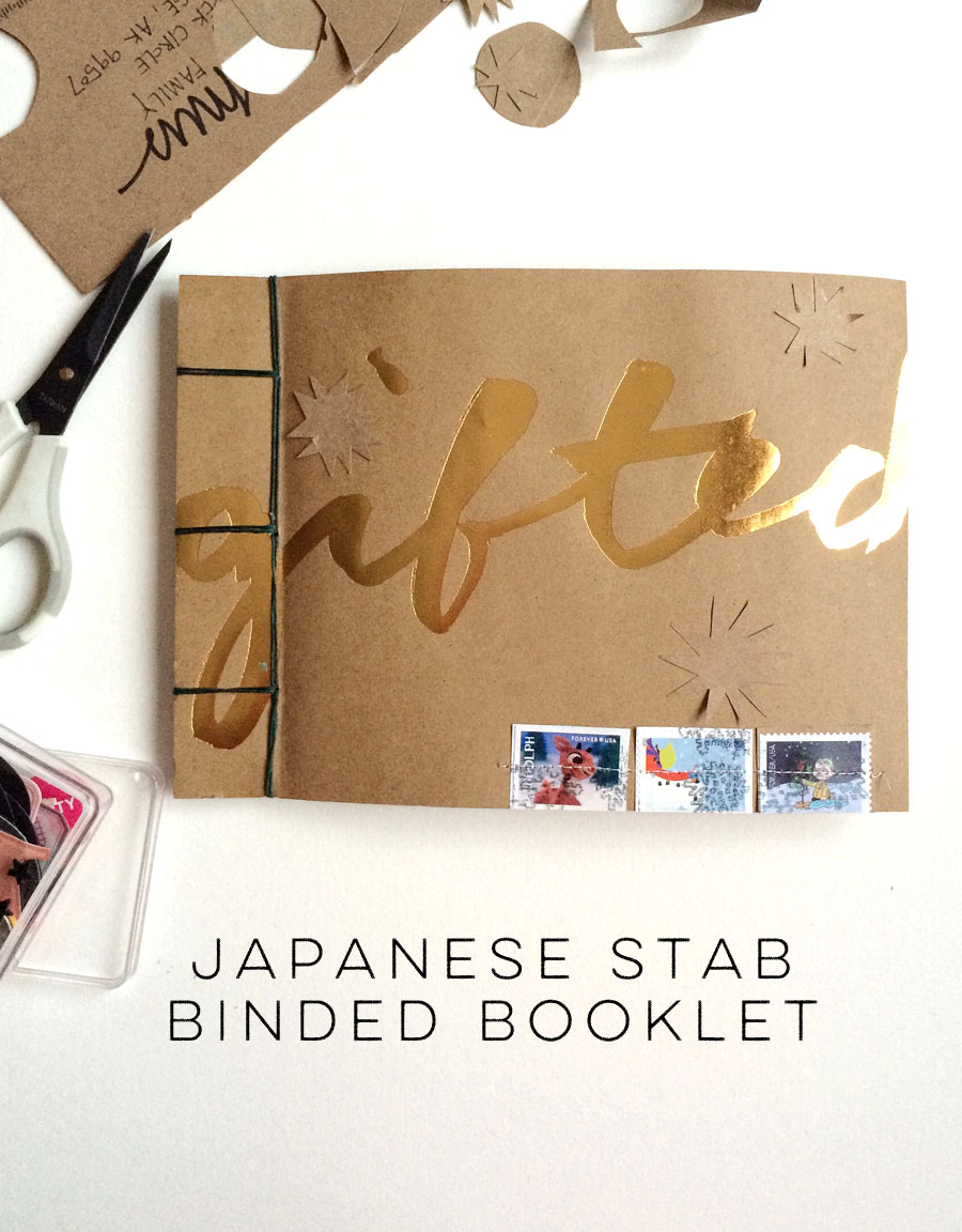 LLP Blog | Japanese Stab Binded Booklet