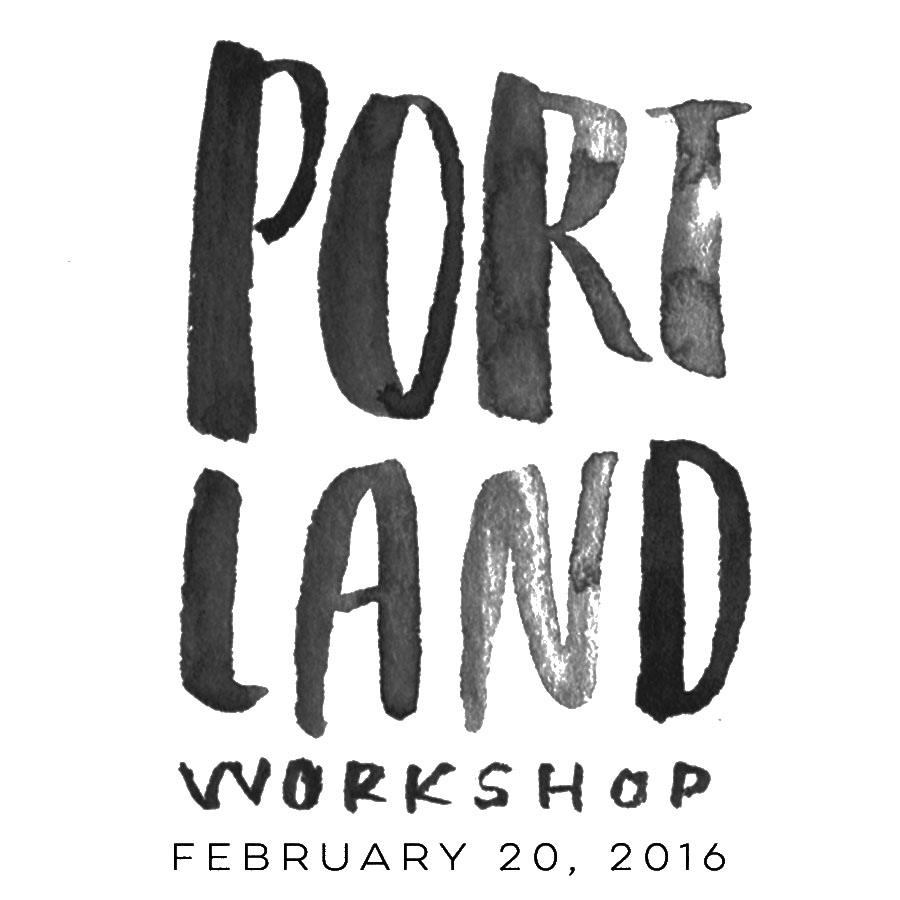 LLP blog | Portland Workshop 2016