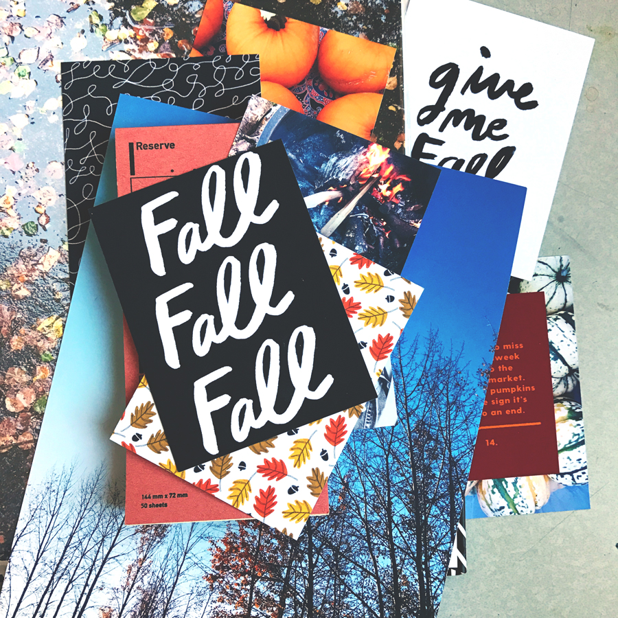 LifeLovePaper | Fall Freebie