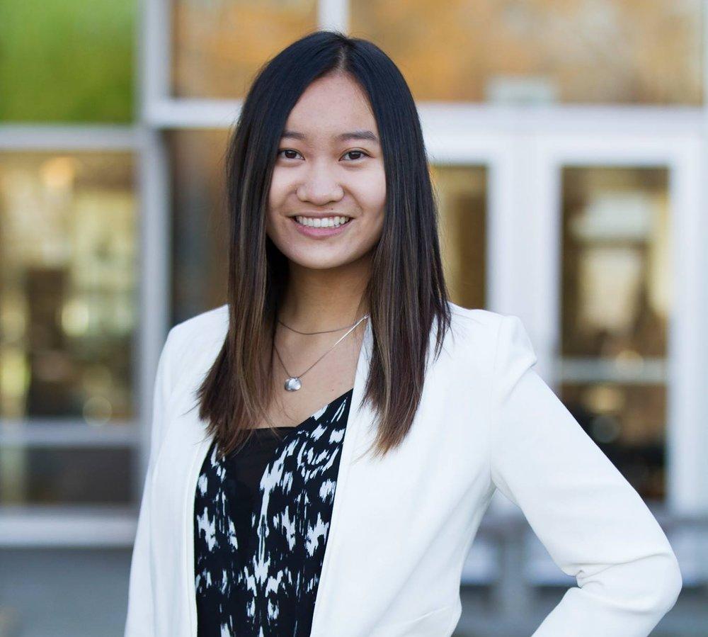 Laura Chen - VP External