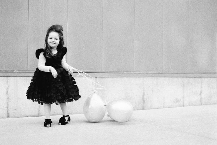 girl custom dress audrey hepburn style