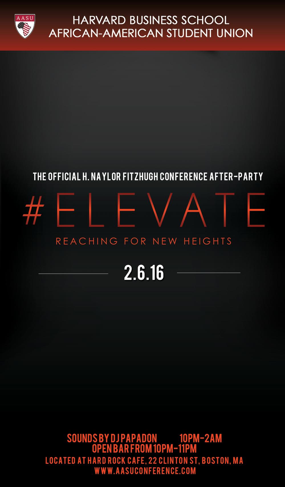#ElevateParty