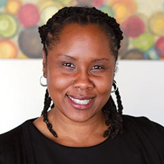 Ebony N. Bridwell-Mitchell - Moderator  Associate Professor of Education, Harvard Graduate School of Education