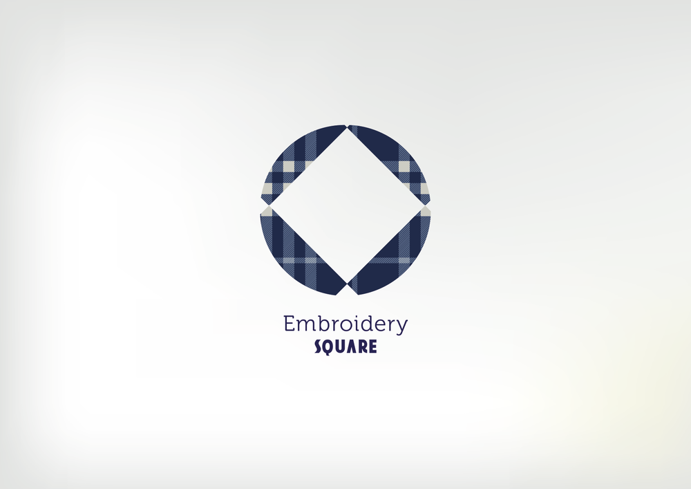 Embroidery Square   Branding/ Corporate Identity