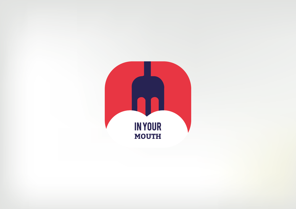 In Your Mouth    Branding/ Corporate Identity