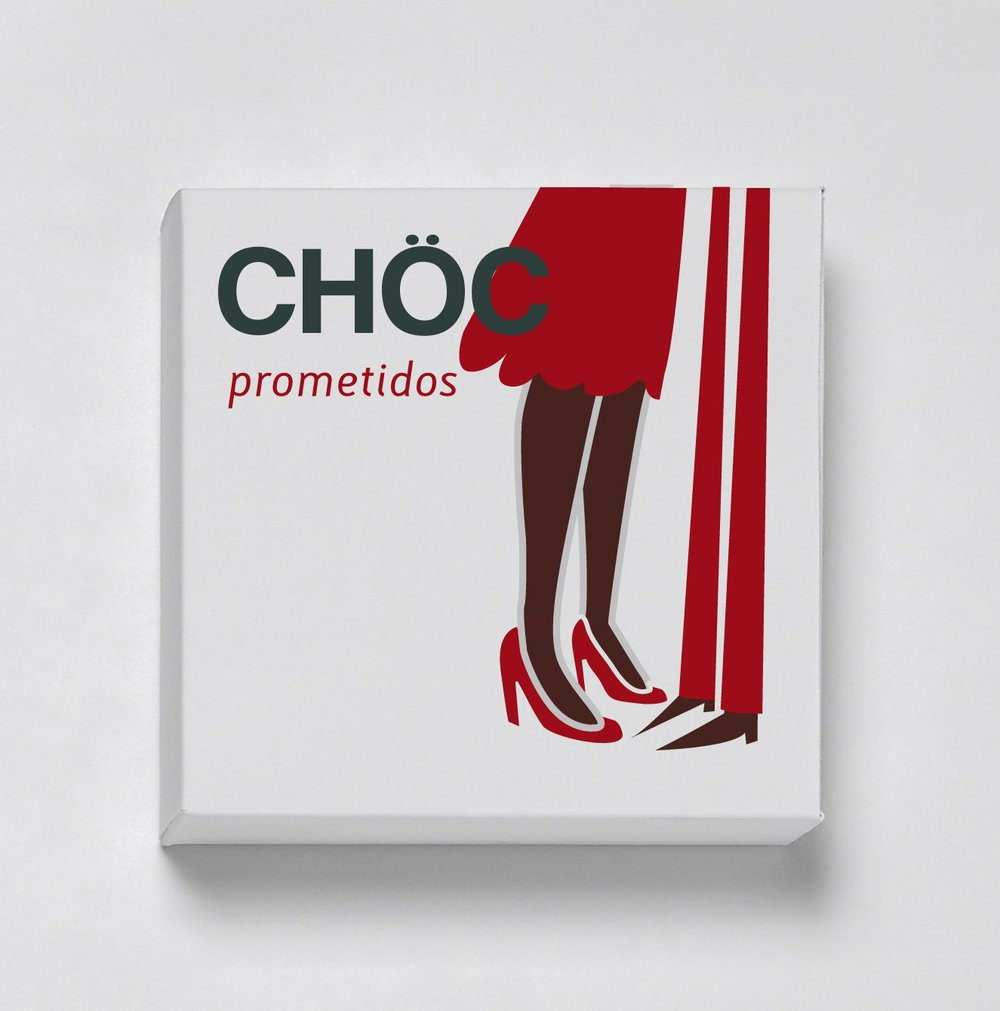Chöc Chocolate    Packaging/ Branding