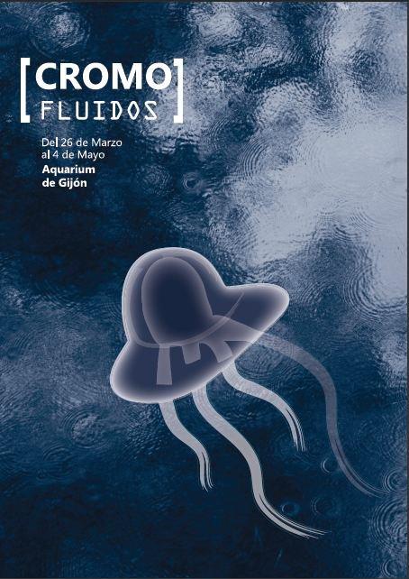Cromofluidos    Poster Design