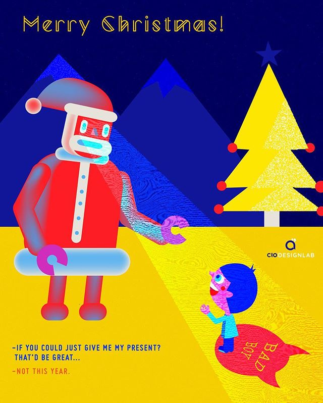 ¡Feliz Navidad! Merry Christmas #Ilustracion #Illustration
