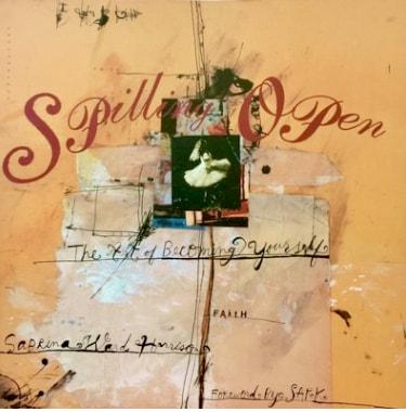 Cover Image, Spilling Open, Sabrina Ward Harrison