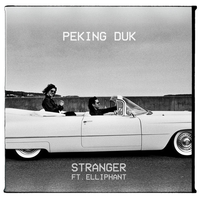 STRANGER - PEKING DUK FT. ELLIPHANTVocal production + mixing - ARIA - Song Of The Year winner 2017#1 - Australian iTunes and ARIA charts3 x Platinum sales (Aus)