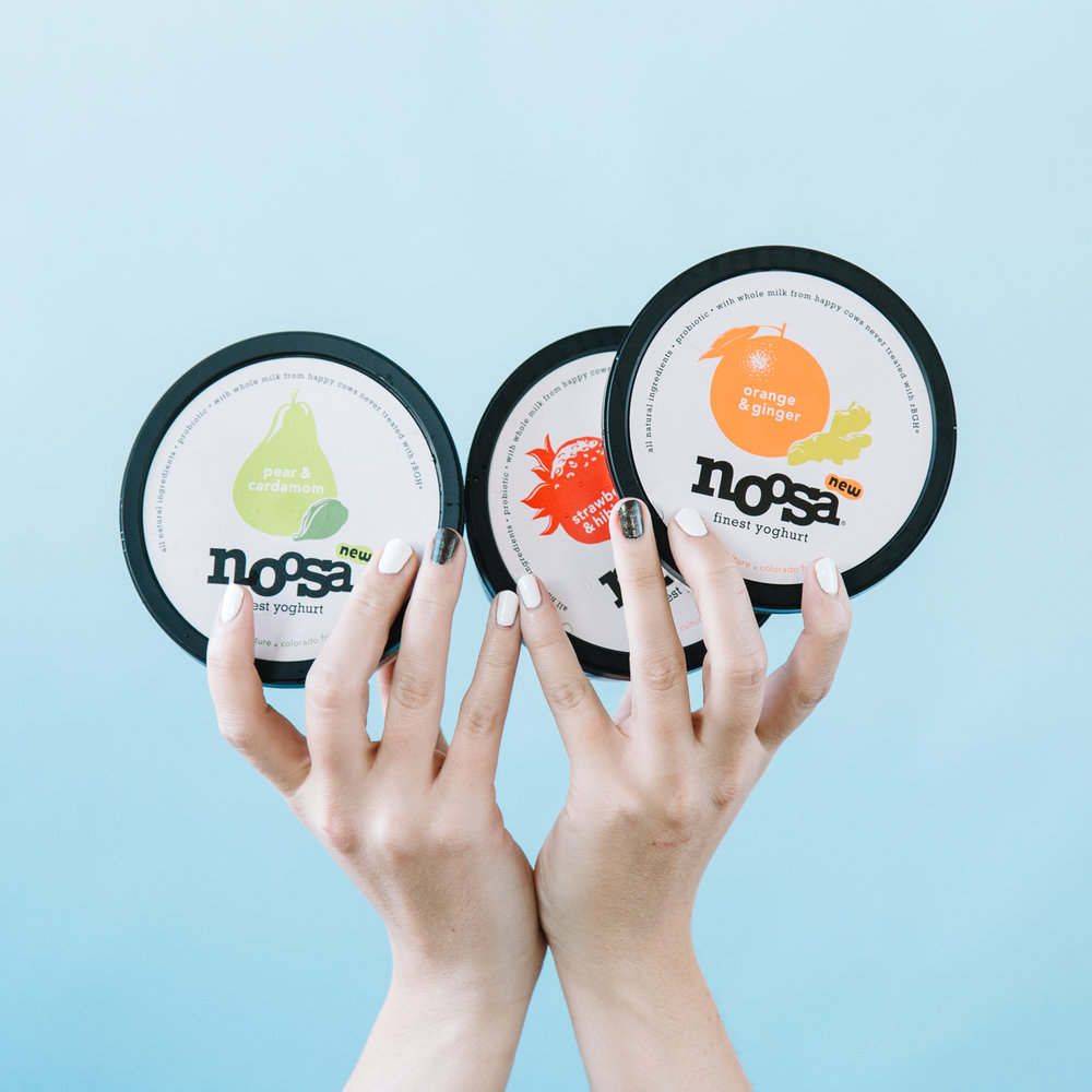 Noosa Yoghurt for Denver Style Magazine