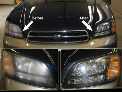 Headlight Restoration Taillight Tint Accurate Tint And Graphics