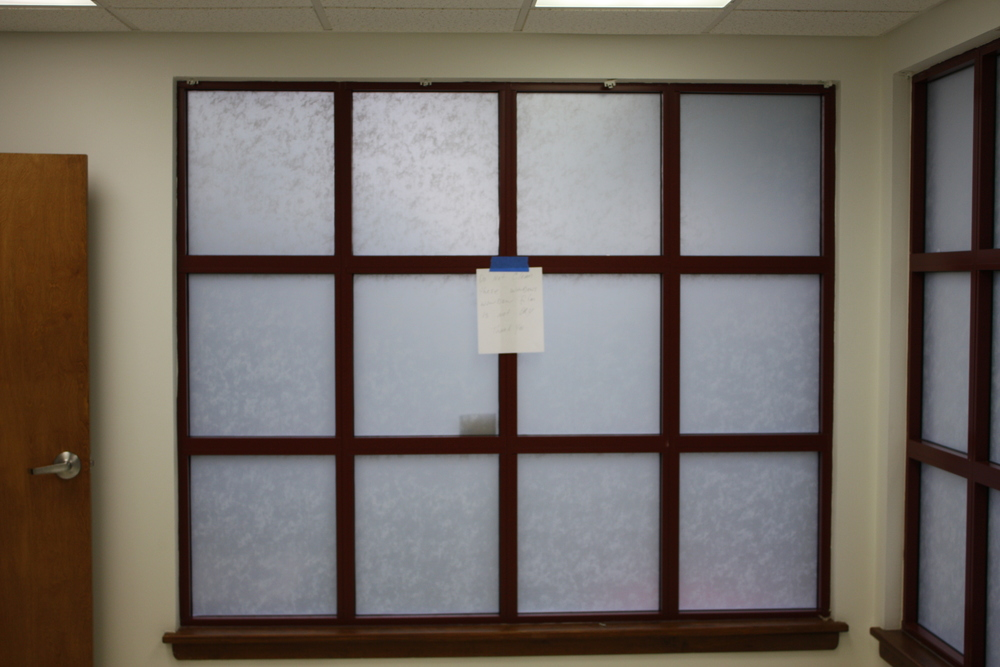 Frost Film on Office Window.JPG