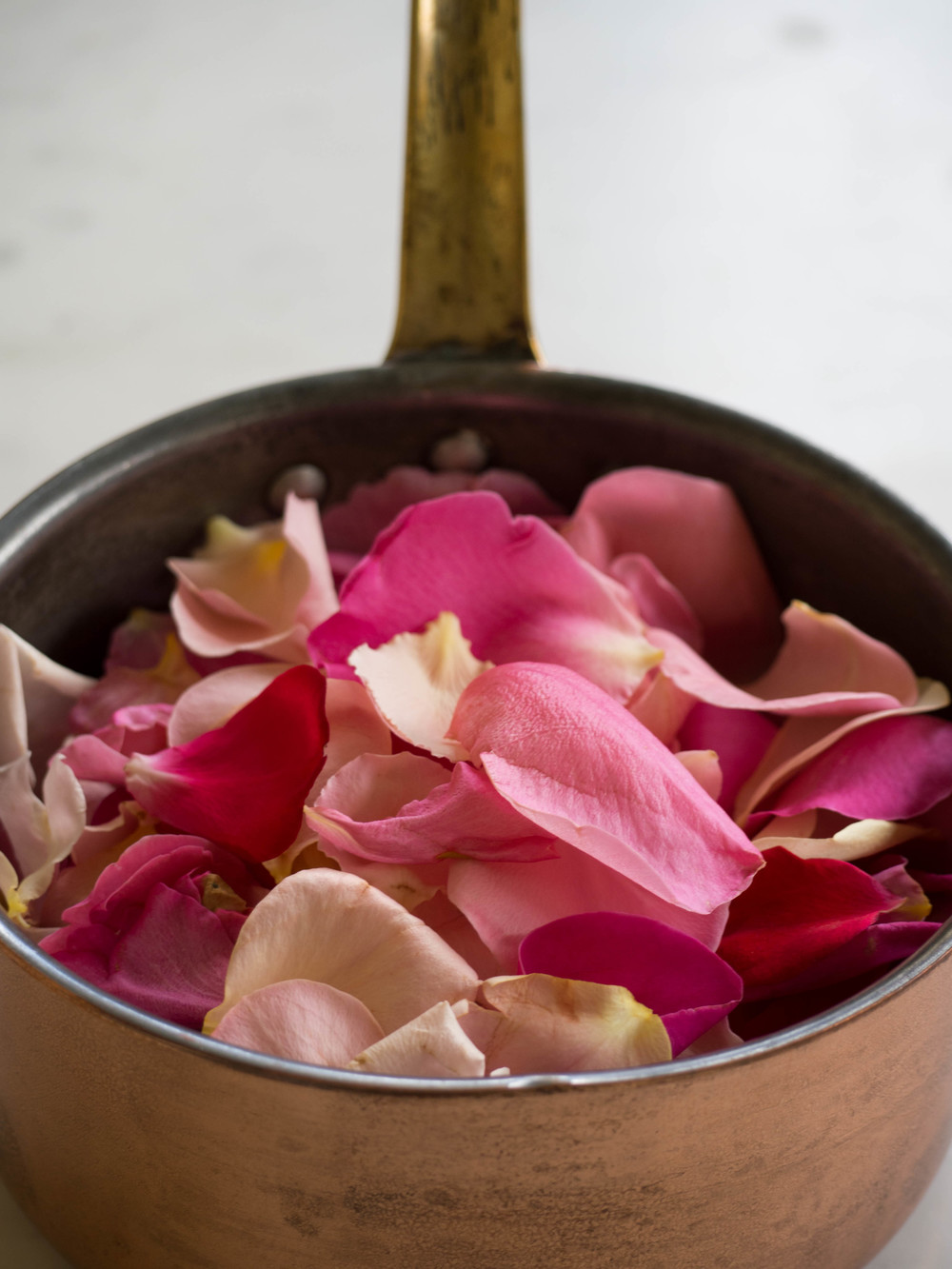 Edible Rose Petals - Kulinary Adventures of Kath