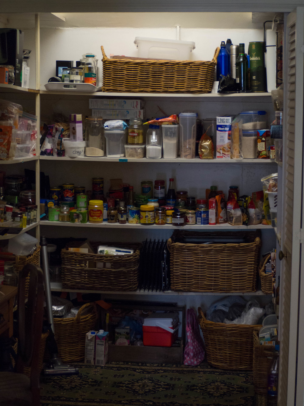 Old Pantry/Food Storage