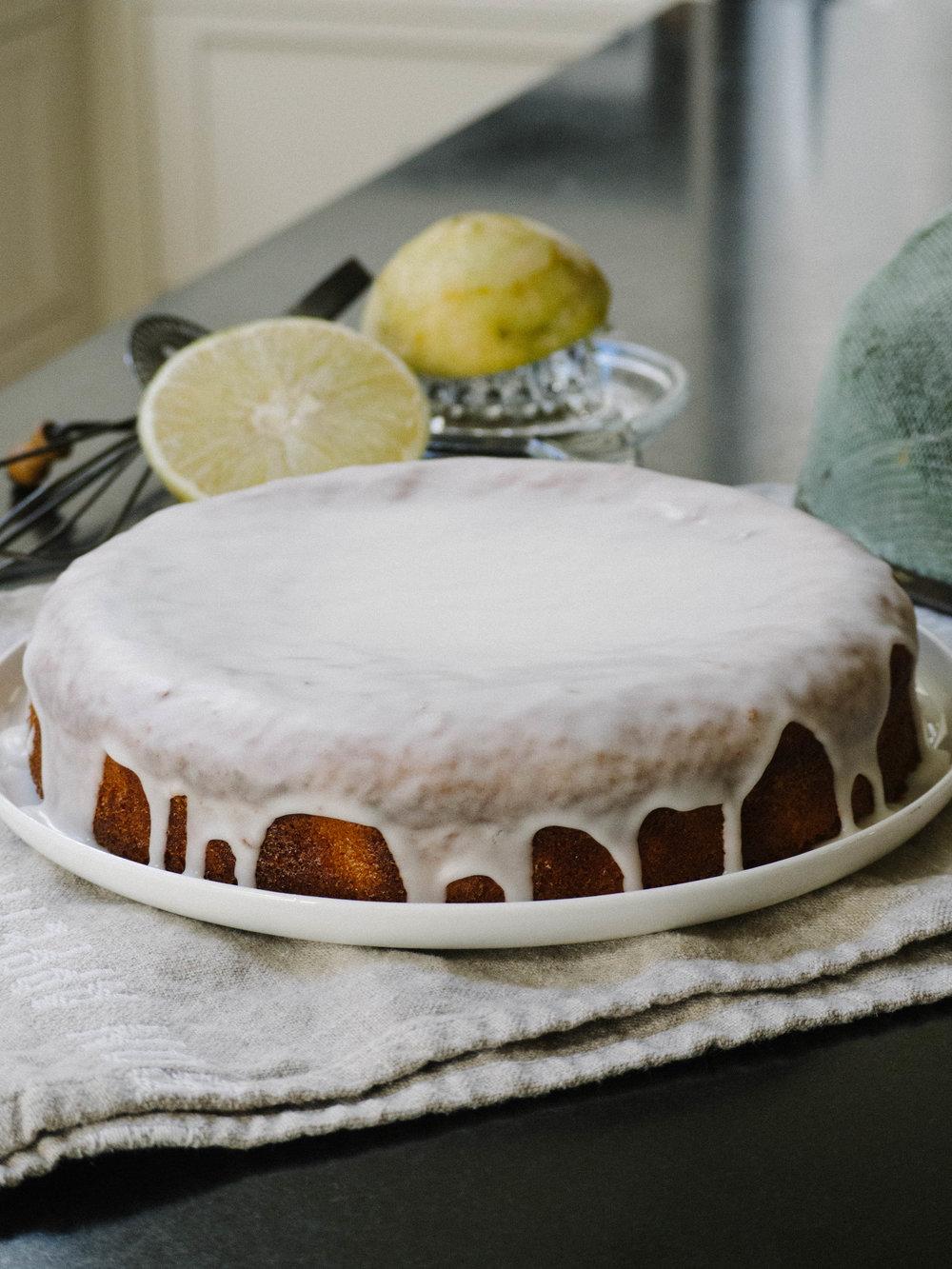 Citrus Yoghurt Cake