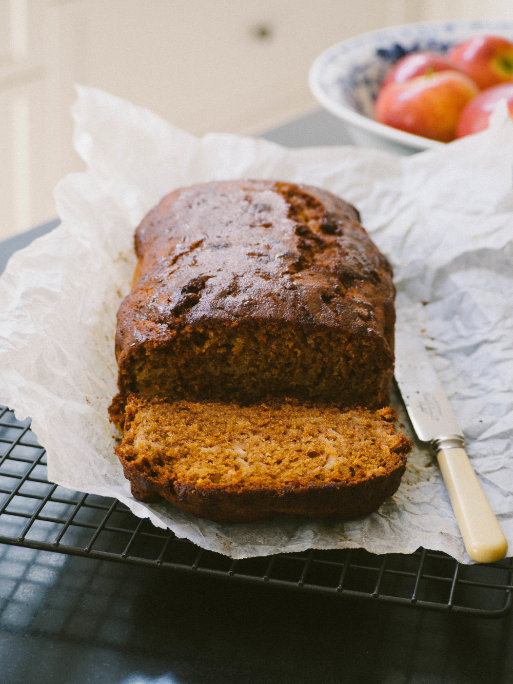 Apple & Honey Cake (Dairy Free)