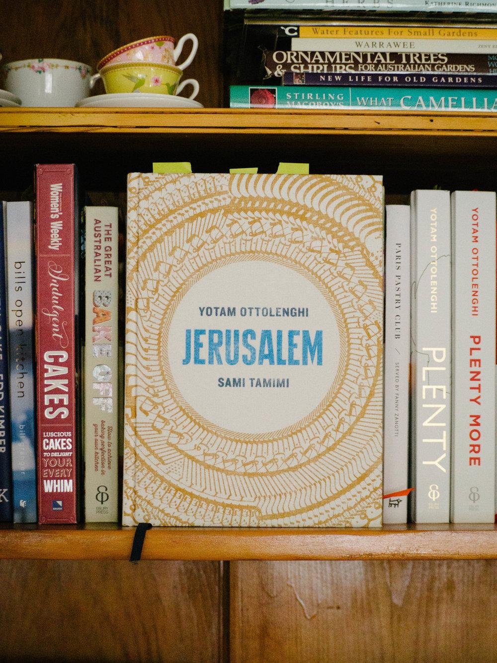 Jerusalem  by Yotam Ottolenghi & Sami Tamimi