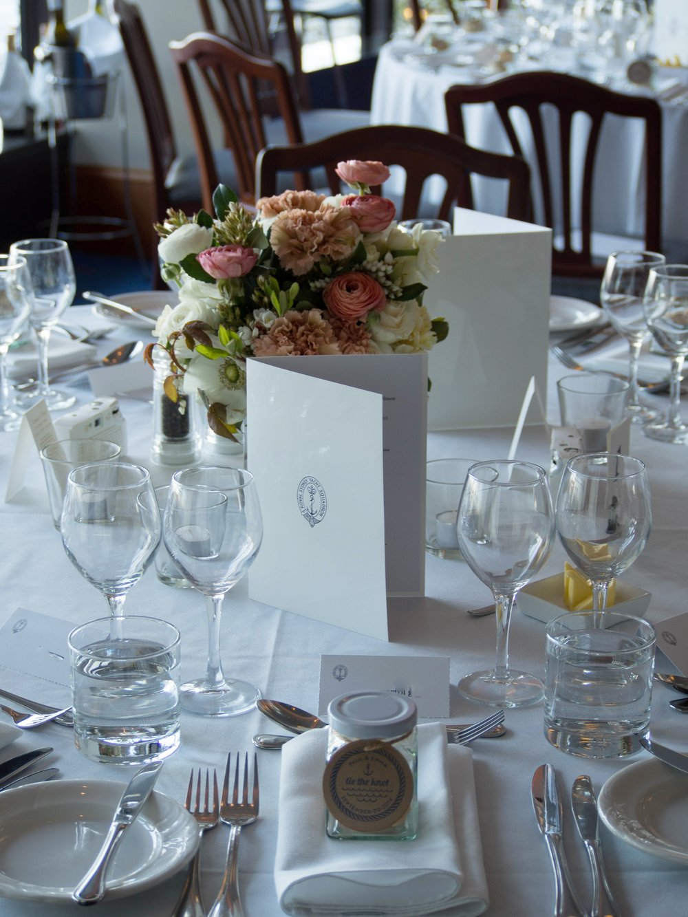 Wedding Favours at Reception - Kulinary Adventures of Kath