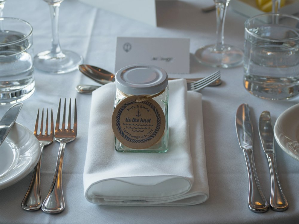 Wedding Favours at Reception 2 - Kulinary Adventures of Kath