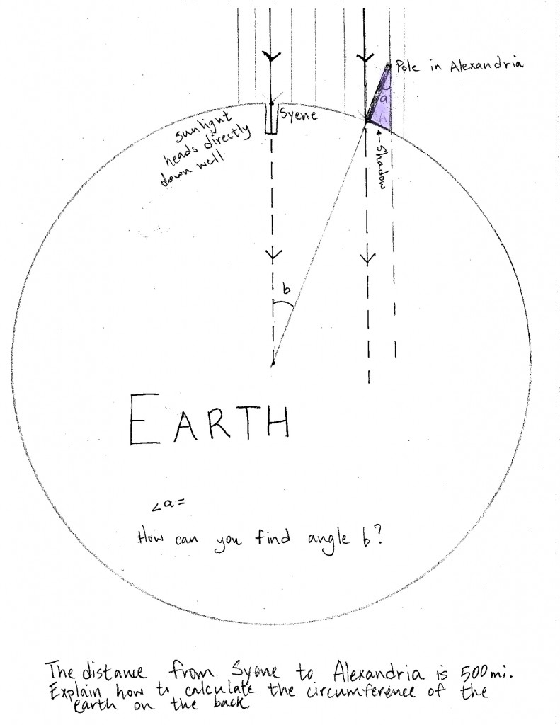 ?format=750w ancient geometry intermediates encounter eratosthenes arbor on central angles worksheet