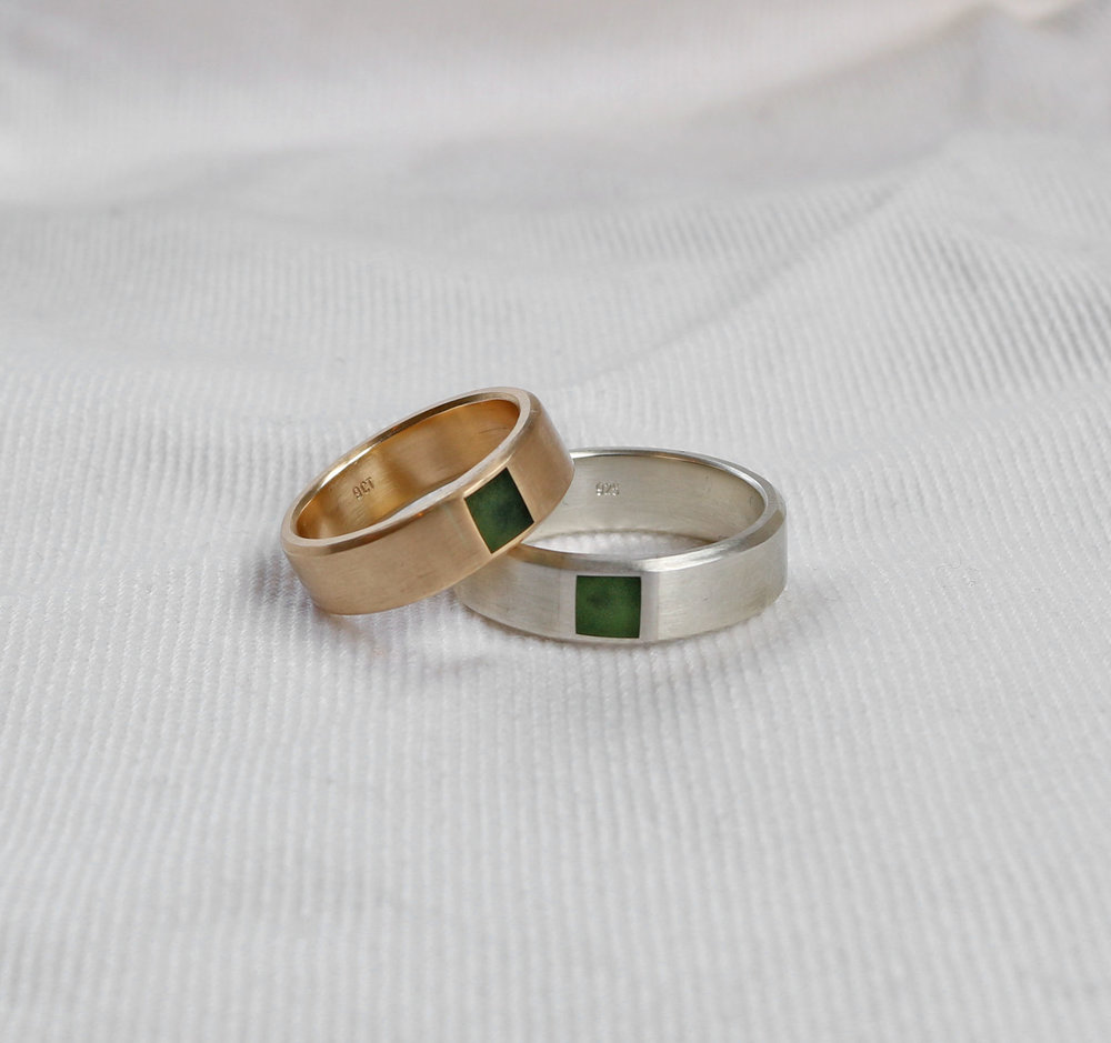 Pounamu Flush Wedder Ring Set.jpg