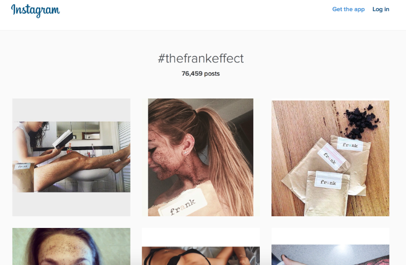 Posts for #thefrankeffect