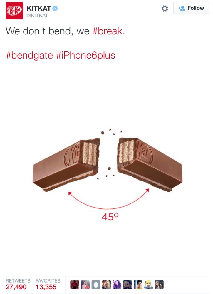 KitKat Social Media