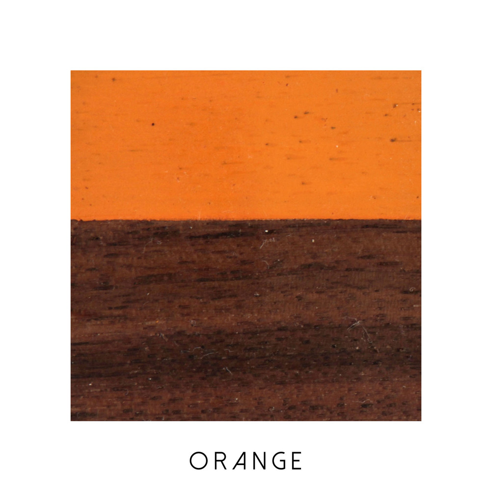 COLOR SAMPLE ORANGE ON WALNUT TYPE.jpg