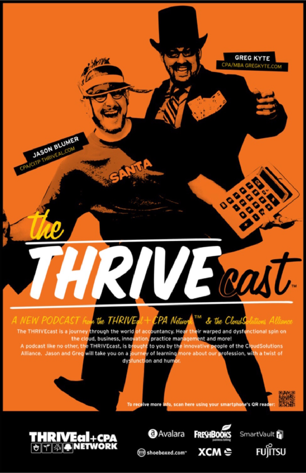 thrivecast-poster