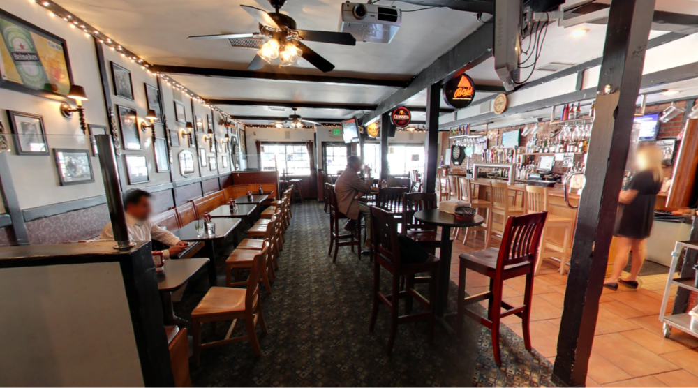 Pickwick's Pub  in Woodland Hills, California, offers free wifi and opens at 11 am every day.