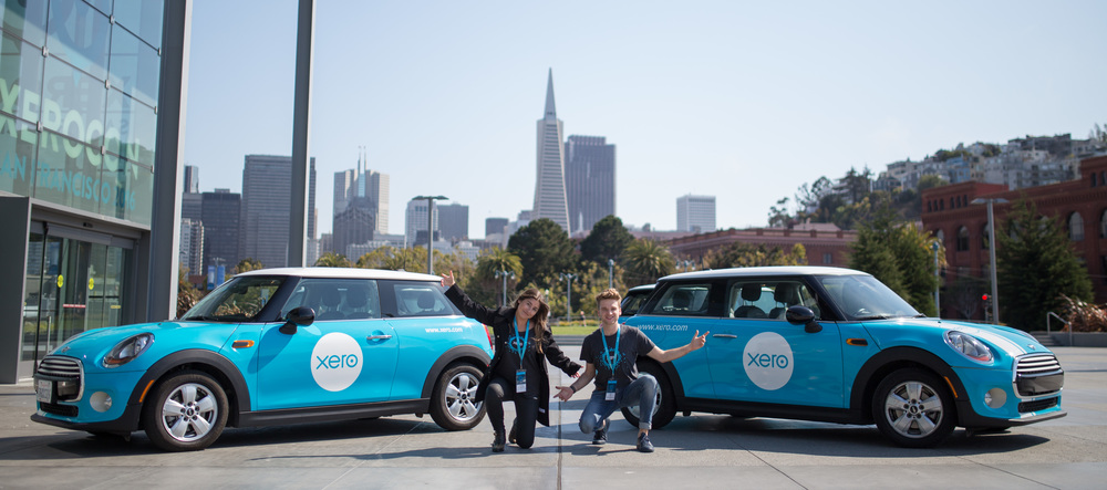 Xero Minis in San Francisco