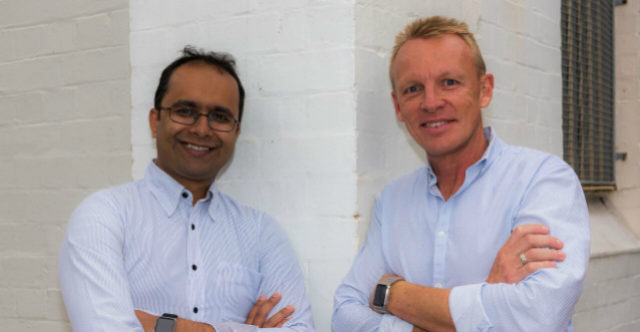 Deputy founders Ashik Ahmed and Steve Shelley