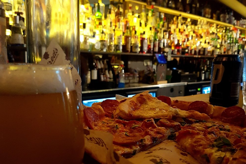 Alfred's Pizzeria - 37 Barrack St, Perth WA 6000, Australia
