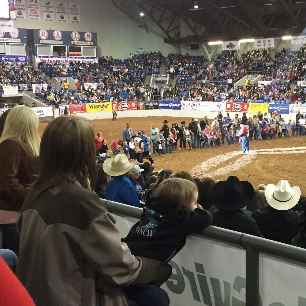 January, 2016. Odessa, TX.   The rodeo's a family affair   #texas   #odessa     #rodeo     #cowboy     #cowgirl   #SnapshotLives