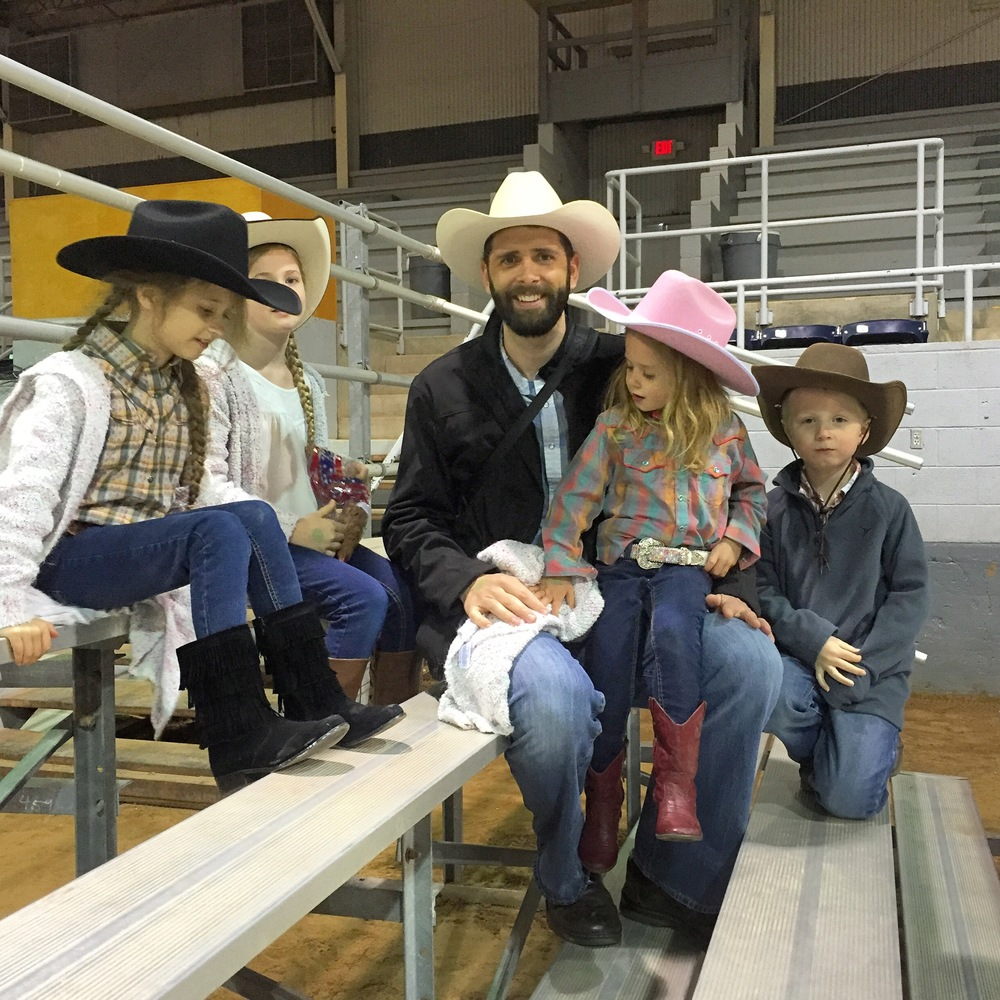 March, 2016. Sweetwater, TX. Brian Taylor and his family recently moved to Midland from Michigan for a job. This is their first rattlesnake roundup. Though they were scared at first, the kids think the snakes are pretty cool.   #rattlesnakeroundup   #SweetwaterRattlesnakeRoundup   #sweetwater2016     #mrt     #midland     #texas   #SnapshotLives  Full story:   http://www.mrt.com/news/top_stories/article_d529f200-ed57-11e5-b3db-7f3527555ee4.html