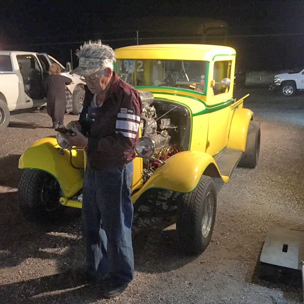 February, 2016. Penwell, TX.   Saturday night at the drag race   #Texas     #penwellraceway     #odessa   #dragrace     #SnapshotLives