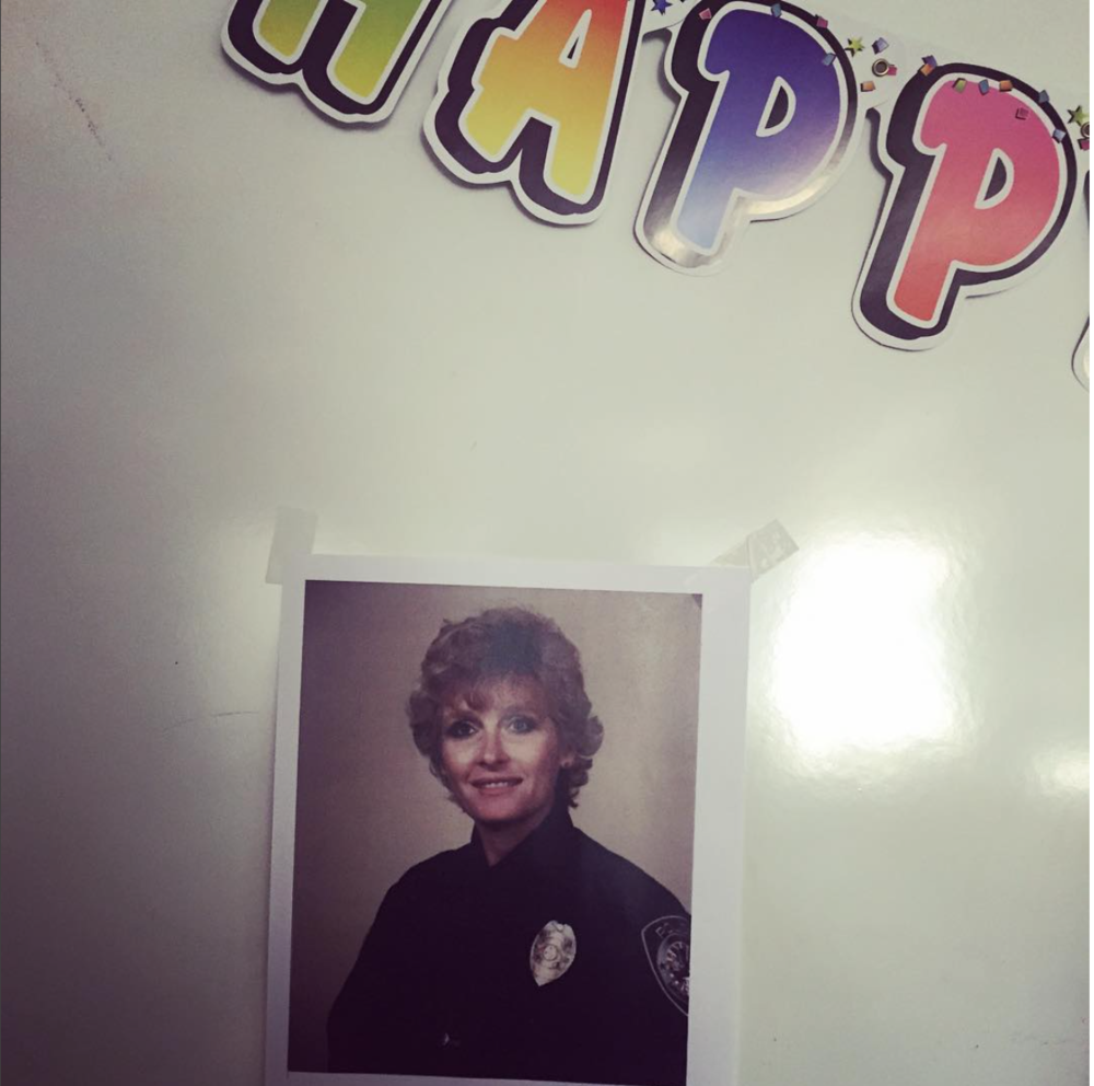 Lt BJ Land, Midland Police Department's  #first   #female    #Lieutenant , retirement party.   #MPD   #midlandpolicedepartment   #texas   #SnapshotLives