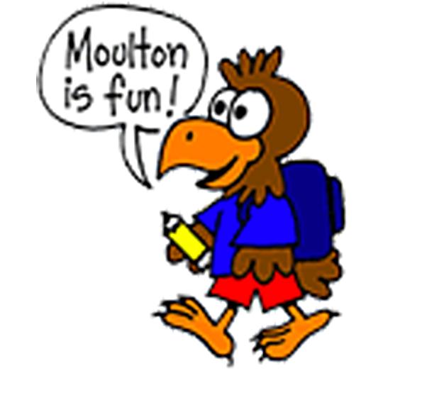 Moulton Hawk Mascot