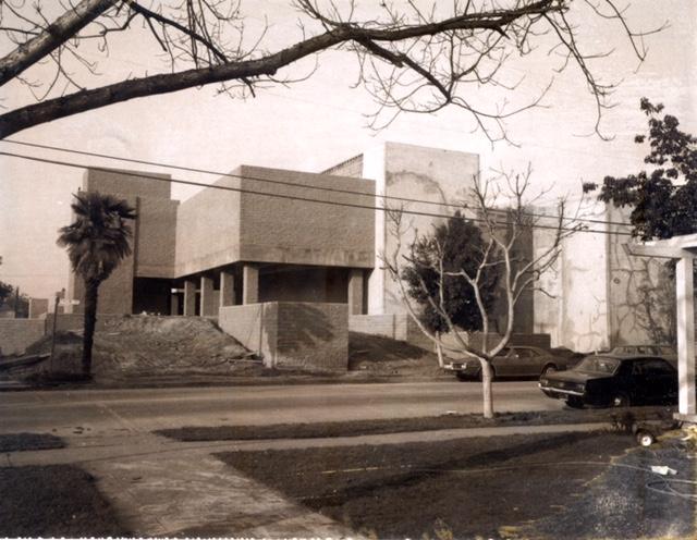 Moulton Hall