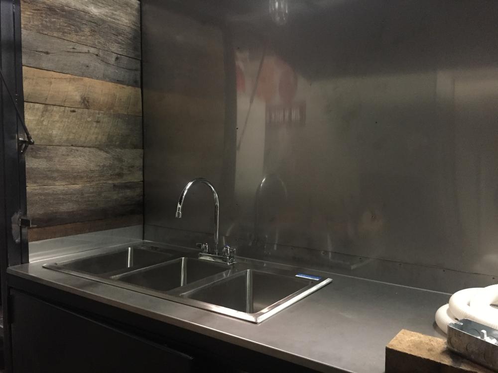 3-Part Sink