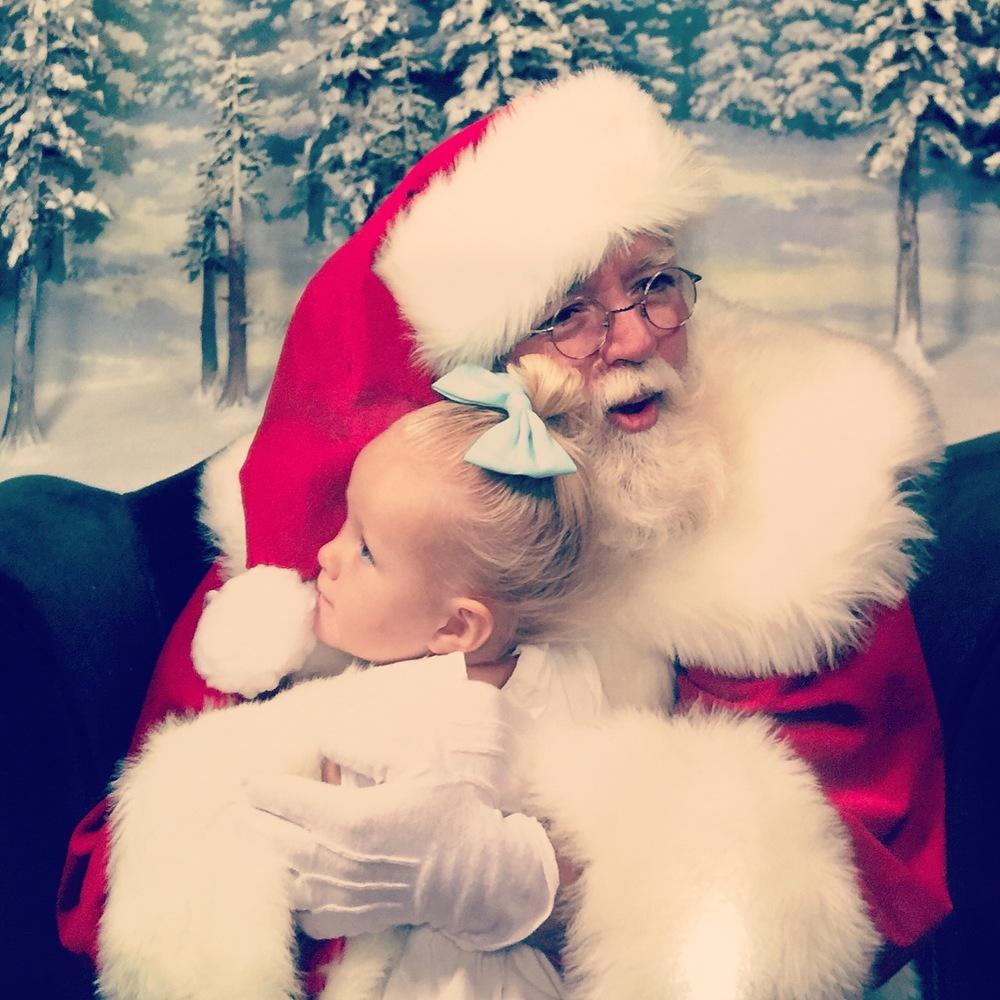 Magic with Santa