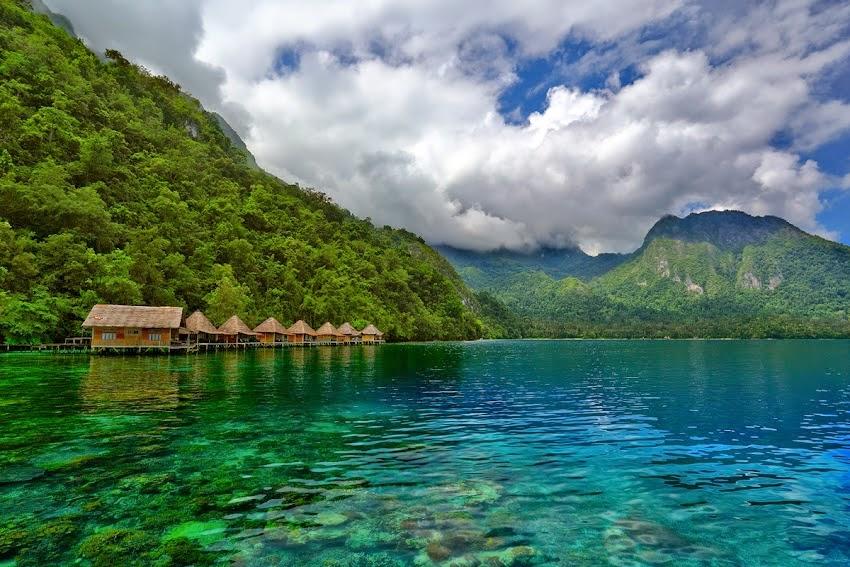 جزایر زیبای اندونزی