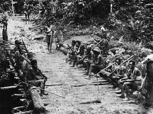 Papuans during the Second World War kokoda.commemoration.gov.au