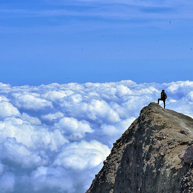 21 Of The Best Mountain Views In Indonesia | WowShack