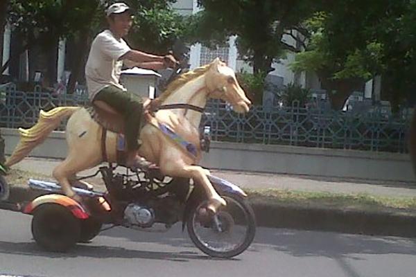 Kuda motor