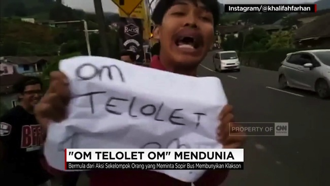 CNN Indonesia, YouTube